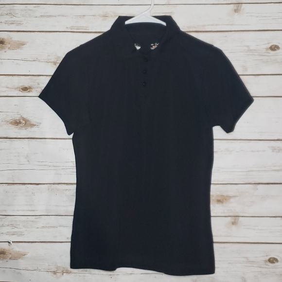Women's Under Armour Heat gear Polo size small